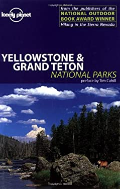 Lonely Planet Yellowstone & Grand Tetons National Parks 9781741041163