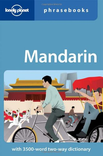 Lonely Planet Mandarin Phrasebook 9781742200880