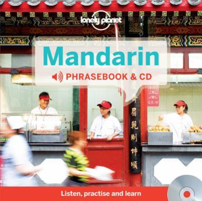 Mandarin Phrasebook and Audio CD 9781742209685