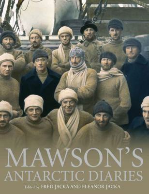 Mawson's Antarctic Diaries 9781741756098
