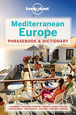 Lonel Mediterranean Europe Phrasebook 9781741790061