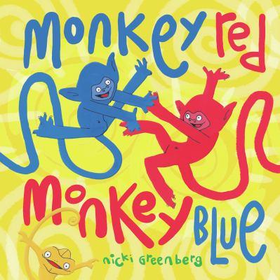 Monkey Red, Monkey Blue 9781742374437