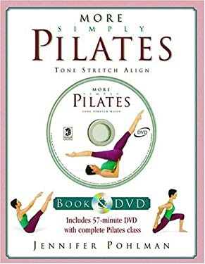 More Simply Pilates [With DVD] 9781741570144