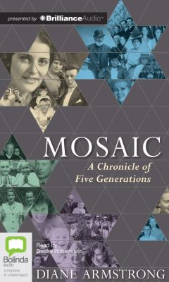 Mosaic: A Chronicle of Five Generations 9781743109076