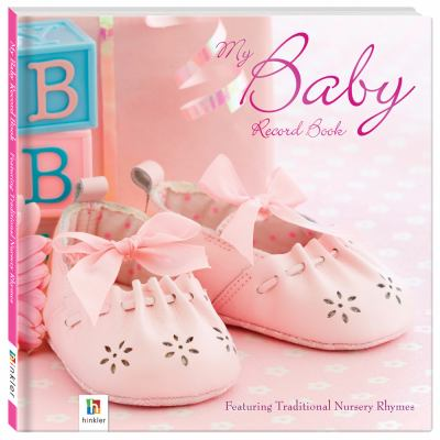 My Baby Record Book (Girls) 9781741846287