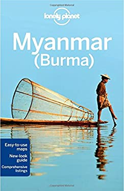 Lonely Planet Myanmar (Burma) 9781741794694
