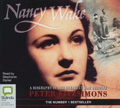Nancy Wake 9781742144832