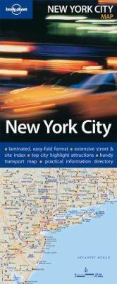 New York City Map 9781740597234