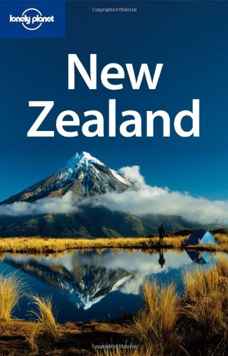 Lonely Planet New Zealand [With Map] 9781741794731