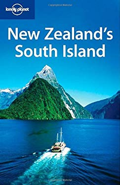 Lonely Planet New Zealand's South Island 9781741799118
