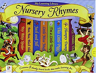 Nursery Rhymes 9781741571974