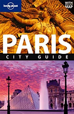 Lonely Planet Paris City Guide [With Pull-Out Map] 9781741794557