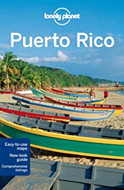 Lonely Planet Puerto Rico [With Map] 9781741794700