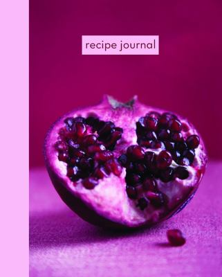 Recipe Journal: Pomegranate - Small 9781742683478