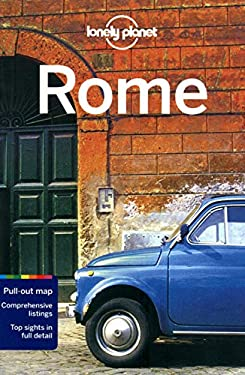 Lonely Planet Rome 9781741798562