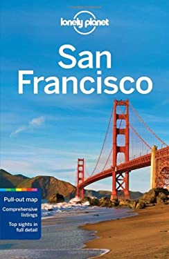 Lonely Planet San Francisco [With Map]