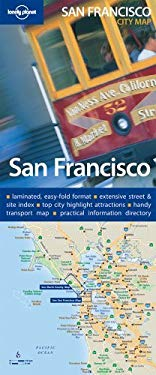 San Francisco City Map 9781740597227