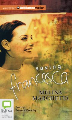 Saving Francesca 9781743110843