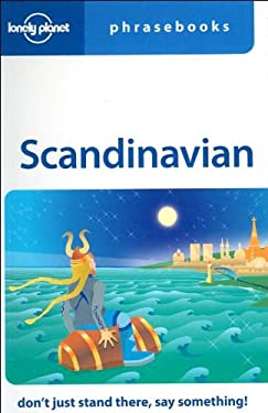 Lonely Planet Scandinavian Phrasebook 9781741046038