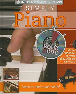 Simply Piano [With DVD] 9781741854763