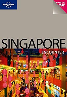 Lonely Planet Singapore Encounter [With Map] 9781741796780