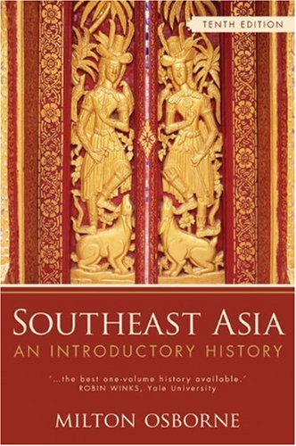 Southeast Asia: An Introductory History 9781742373027