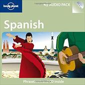 Lonely Planet Spanish [With CD (Audio)]