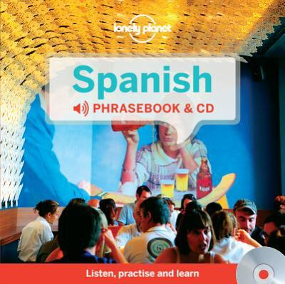 Spanish Phrasebook and Audio CD 9781742209678