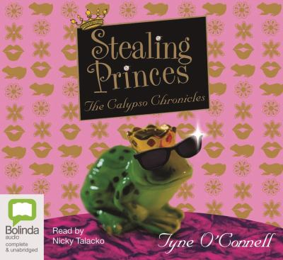 Stealing Princes 9781740939614