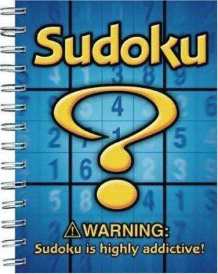 Sudoku - Blue 9781741575637