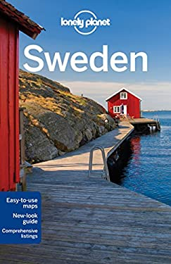 Lonely Planet Sweden [With Stockholm Pull-Out Map] 9781741797268