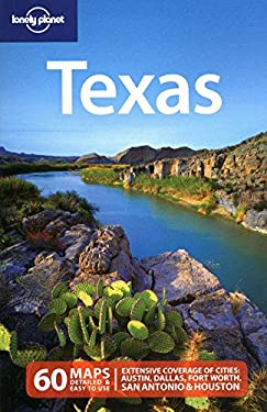 Lonely Planet Texas 9781740594998