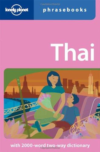 Lonely Planet Thai Phrasebook 9781740592314