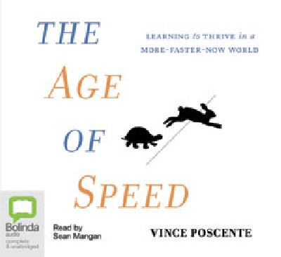 The Age of Speed 9781742146942