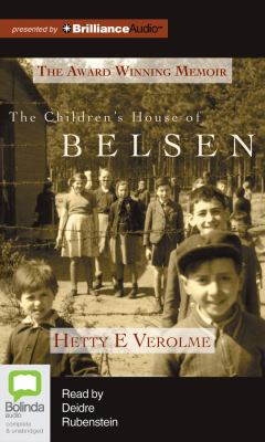 The Children's House of Belsen 9781743142356