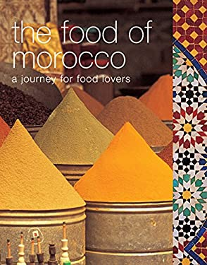 The Food of Morocco 9781741960341