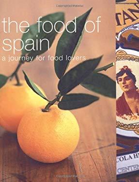 The Food of Spain 9781741960358