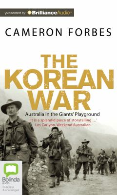 The Korean War 9781743139776