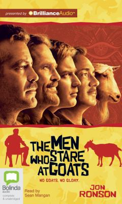 The Men Who Stare at Goats 9781743108505