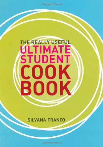 The Really Useful Ultimate Student Cookbook 9781741960242