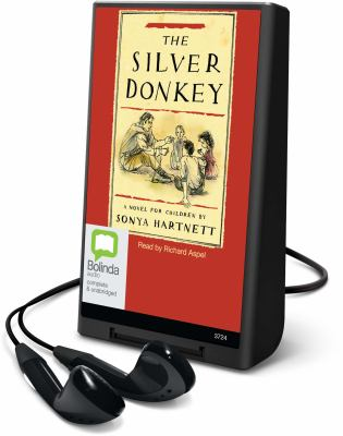The Silver Donkey [With Earbuds] 9781742143941