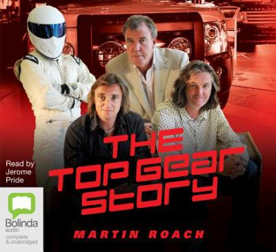 The Top Gear Story 9781742854359
