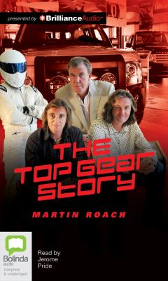 The Top Gear Story 9781743114636