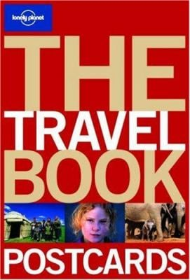 The Travel Book Postcards 9781741044959