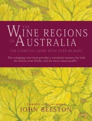 The Wine Regions of Australia 9781741140200