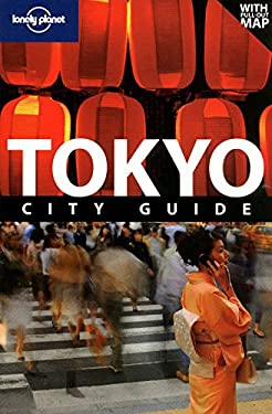 Lonely Planet Tokyo City Guide [With Pullout Map] 9781741795851