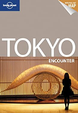 Lonely Planet Tokyo Encounter 9781741798197