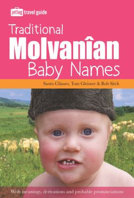 Traditional Molvanian Baby Names 9781740668590