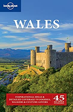 Lonely Planet Wales 9781741790030