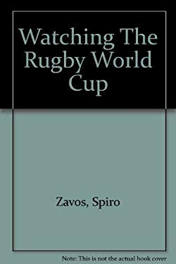 Watching the Rugby World Cup 9781741750805